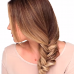 Beauty Department fishtail braid