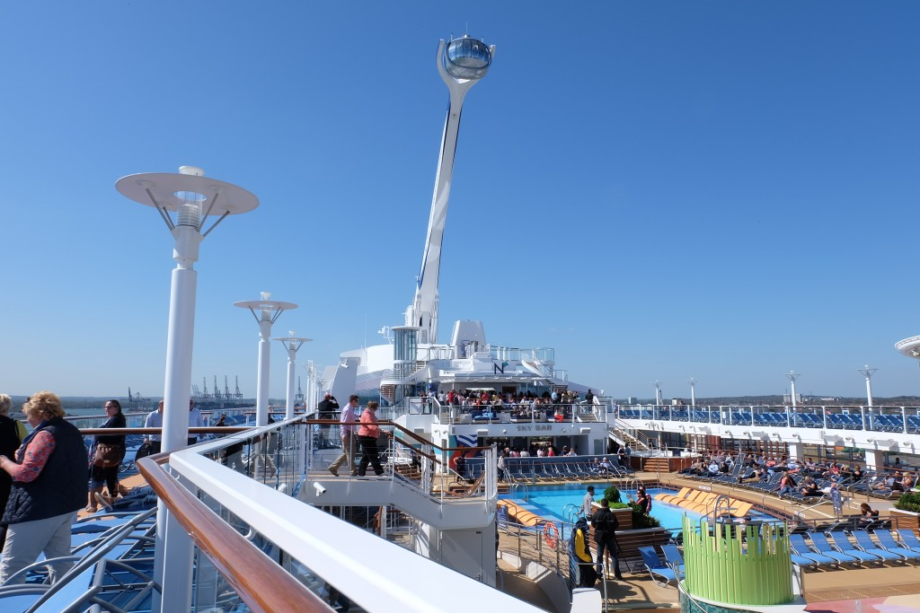 Shinny Caribbean: Anthem Of The Seas Review: A Trip On Royal Caribbean's New