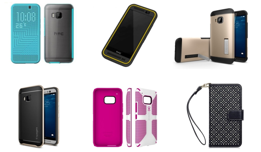 HTC One M9 cases.