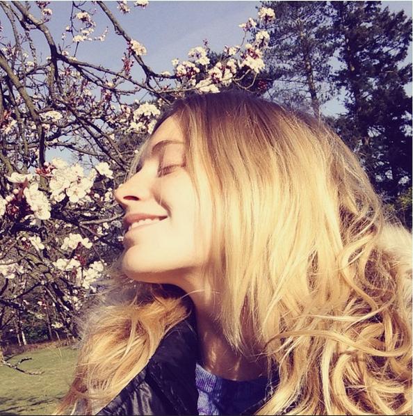 Poppy Delevingne Instagram