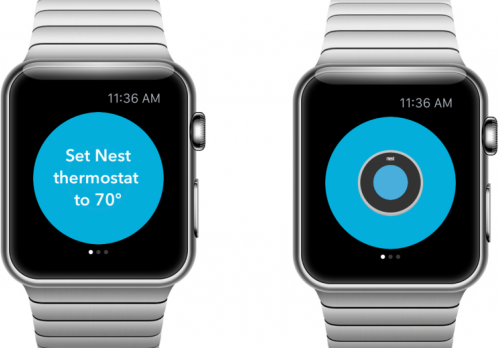Apple Watch apps: IFTTT.