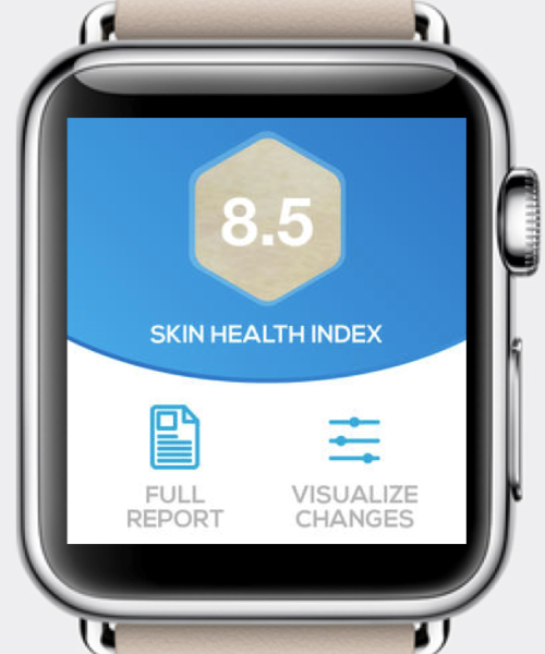 Apple Watch apps: Skin.