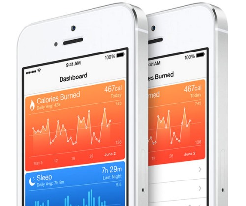 Reasons to buy an Apple Watch: HealthKit.