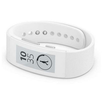 Cheap smartwatch: Sony SmartBand Talk SWR30.