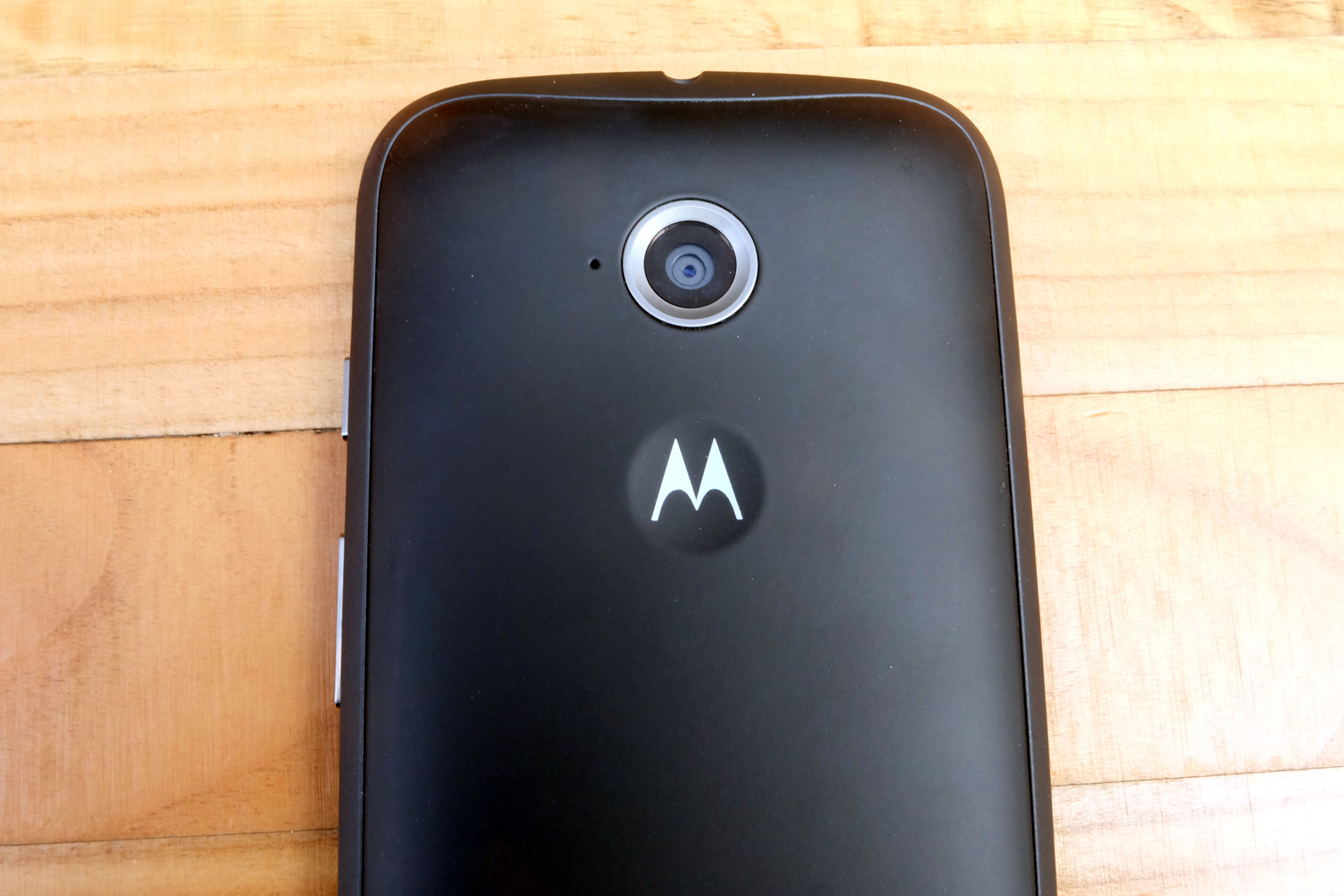 Phone Motorola Phone Android motorola moto e 2015 review ideal entry level 4g android youll find the volume rocker on right hand side of phone below power button theyre both raised enough to be distinct