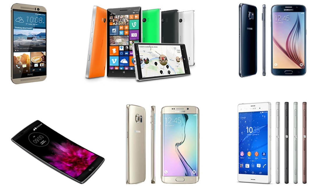 Our top 10 alternatives to an iPhone.