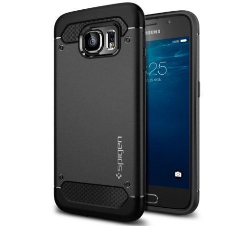 Ultra Rugged Capsule Galaxy Samsung S6 case.