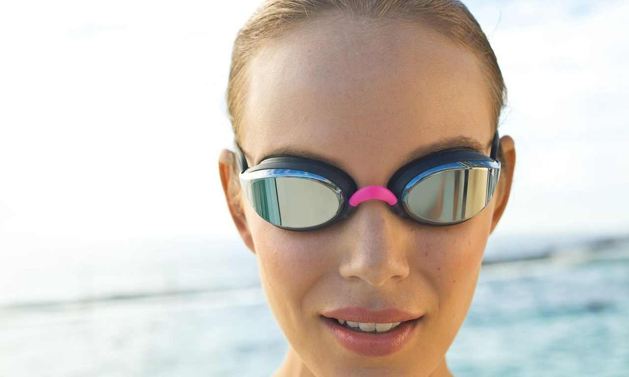 Top 5 Women s swimming goggles for the pool and sea  including Zoggs ... 12c2c67c0b