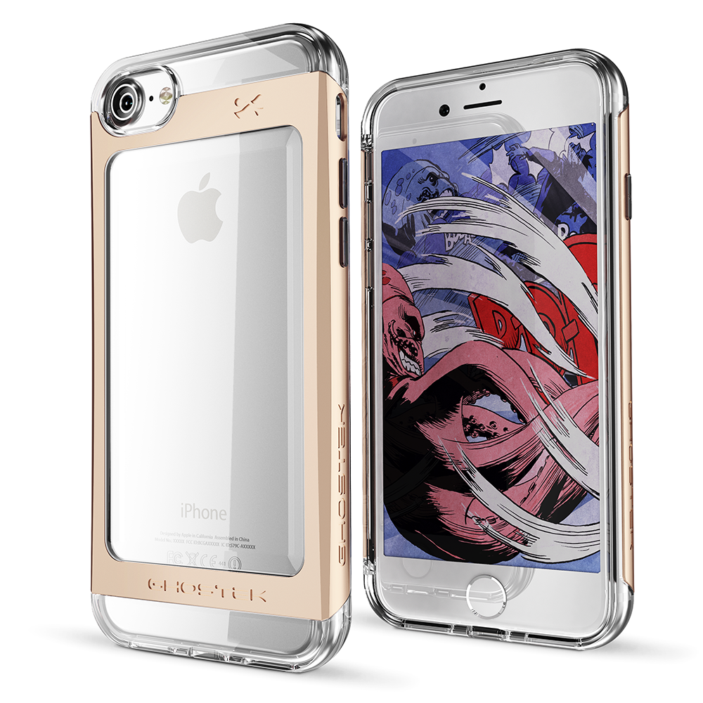 Apple Cases For Iphone 7 We Pick 5 Of The Best Clear Cases Shinyshiny